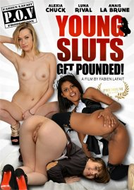 Young Sluts Get Pounded Porn Video