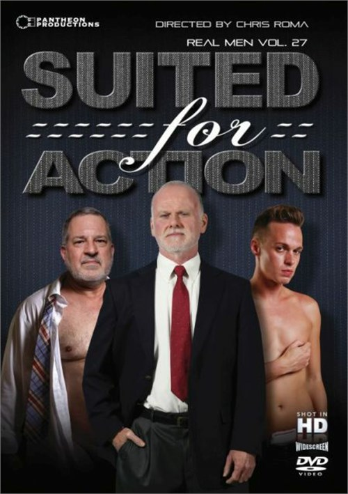 Suited for Action Boxcover