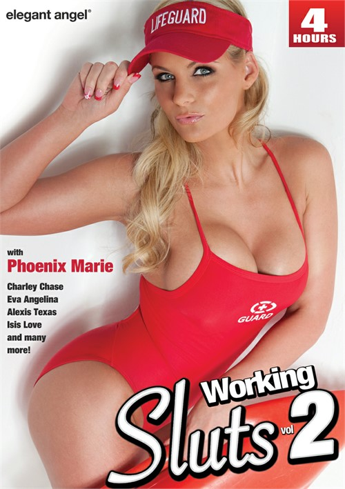Working Sluts Vol. 2 XXX by Elegant Angel