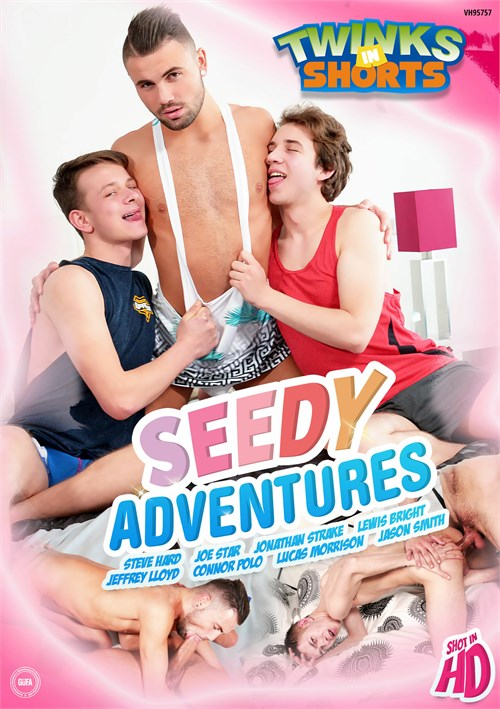 Seedy Adventures Boxcover