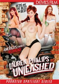 Lauren Phillips Unleashed HD streaming porn video from Devil's Film.