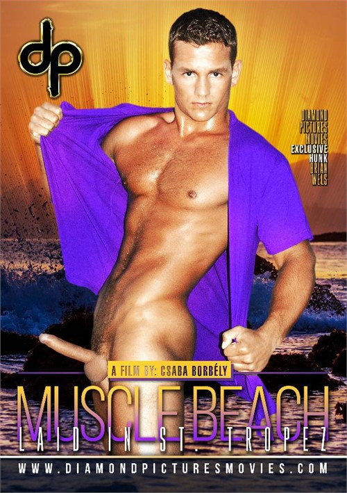 Muscle Beach: Laid In St. Tropez Boxcover