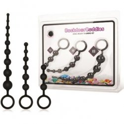 Backdoor Buddies Anal Bead Training Kit