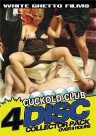 Cuckold Club 4 Disc Collectors Pack