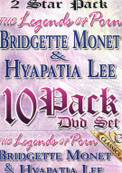 The Legends Of Porn: Bridgette Monet & Hyapatia Lee 10 Pack Porn Movie