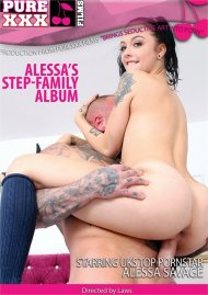 Alessa's Step-Family Album Porn Video