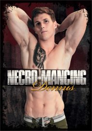 Necro-Mancing Dennis gay cinema DVD from Babaloo Studios