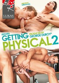 Getting Physical 2 gay porn DVD from Lukas Ridgeston