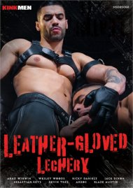 Leather-Gloved Lechery image