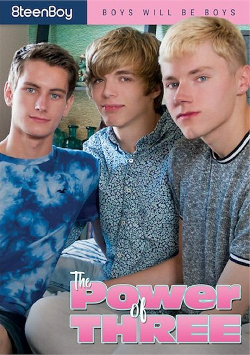 The Power of Three Cover Front