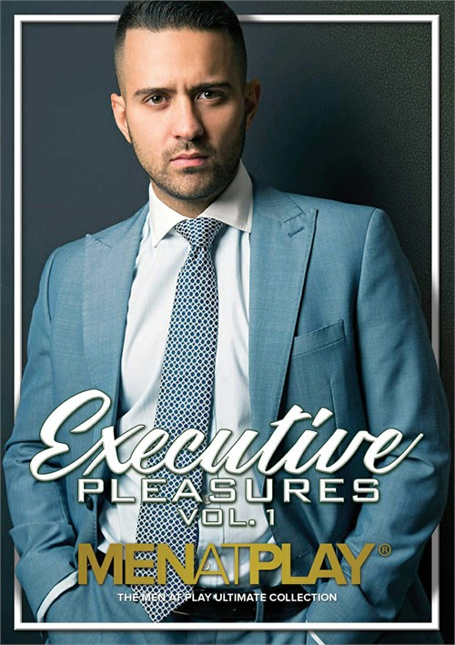Executive Pleasures vol 1 Cover Front