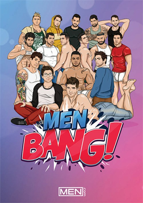 Men Bang Cover Front