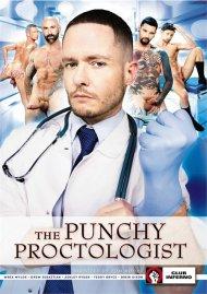 Punchy Proctologist, The image