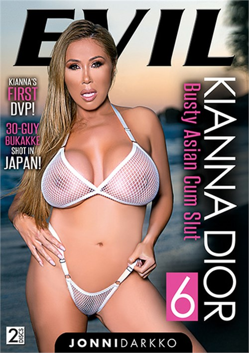 Kianna Dior: Busty Asian Cum Slut 6