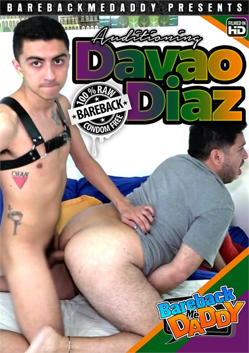 Auditioning Davo Diaz Boxcover
