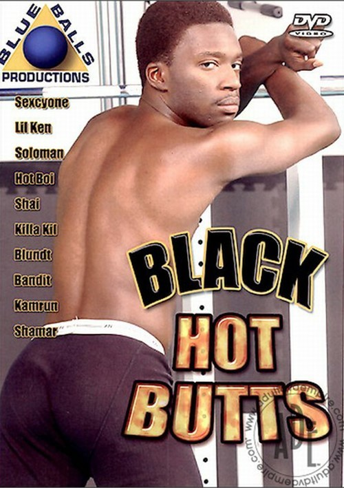 Black Hot Butts Boxcover