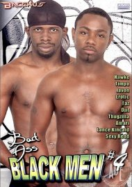 Bad Ass Black Men #4 Porn Movie