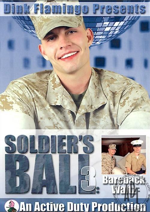 Soldier's Ball 3: Bareback Waltz Boxcover