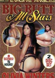 Big Butt All Stars: Olivia Winters
