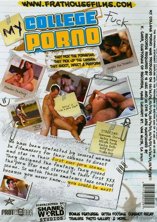 films porno dans le Collège