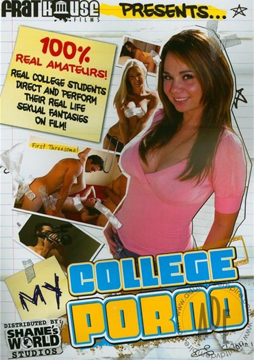College porno DVD Jayden Jaymes blowjobs