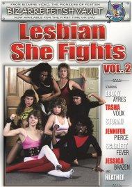 Lesbian She Fights Vol. 2 Porn Video