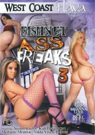 Fishnet Ass Freaks 3 Porn Video