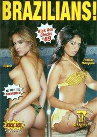 Kick Ass Chicks 69: Brazilians!