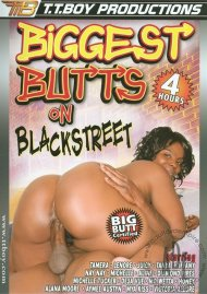 Biggest Butts On Blackstreet Porn Video