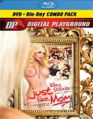 Just Like Mom (DVD + Blu-Ray Combo) Blu-ray