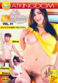 ATK Natural & Hairy 41: Buxom Brunettes Porn Video