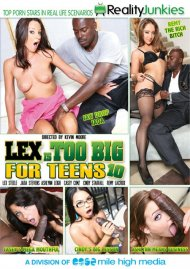 Lex Is Too Big For Teens 10 Porn Movie
