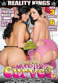 Monster Curves Vol. 20 Porn Video