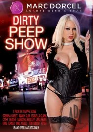 Dirty Peep Show (French) Porn Video