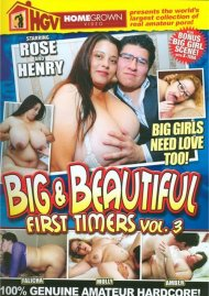 Big & Beautiful First Timers Vol. 3 Porn Video