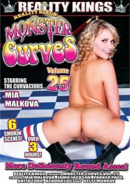 Monster Curves Vol. 25