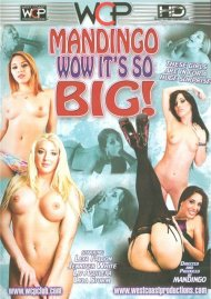 Mandingo WOW It's So Big! Porn Video