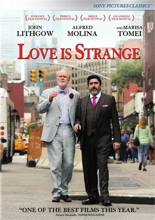 Love Is Strange image