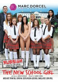 Russian Institute: Lesson 20 - The New School Girl Porn Video