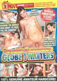 Homegrown Video International: Globe Twatters Vol. 2