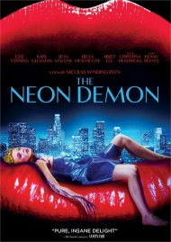 The Neon Demon skinema DVD from Broad Green Pictures.