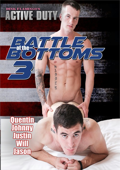 Battle of the Bottoms 3 Boxcover