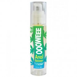 Ooowee Anal Relax Silicone With Hemp - 1.7oz