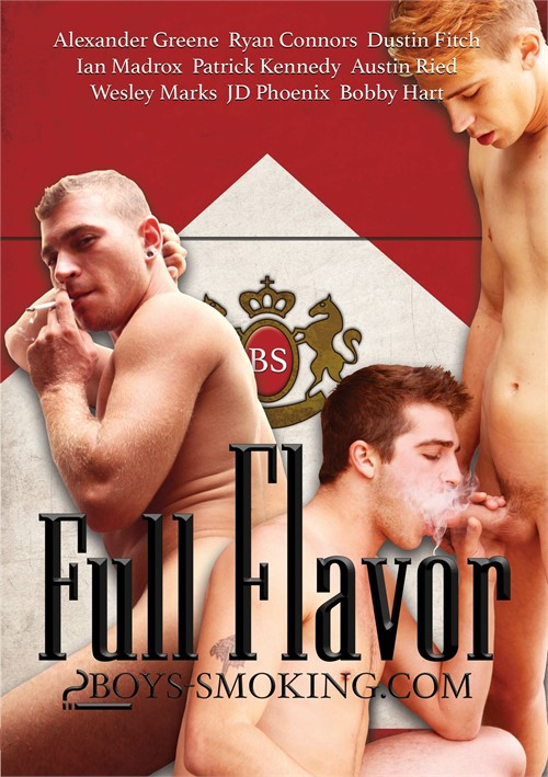 Full Flavor Boxcover