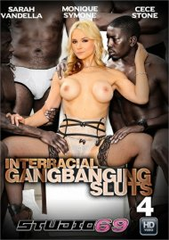Interracial Gangbanging Sluts 4 Porn Video