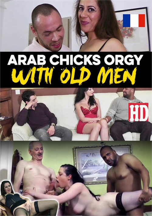 Old men orgy