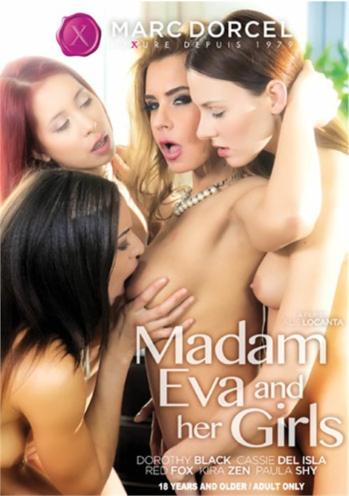 Madame Eva and her Girls