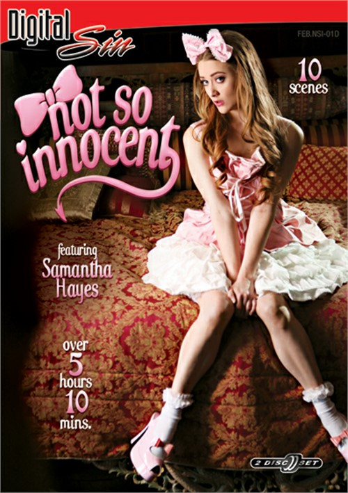 Not So Innocent Boxcover