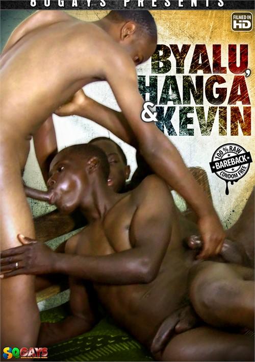 Byalu, Hanga & Kevin Boxcover