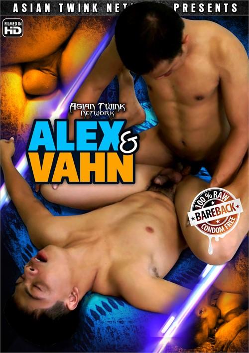 Alex & Vahn Boxcover
